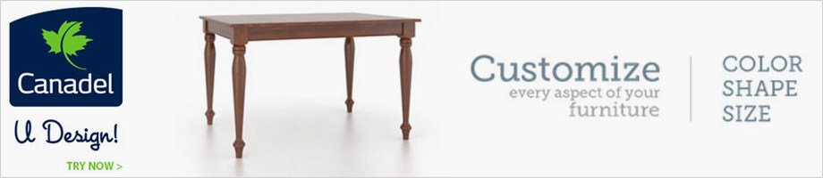 Canadel Custom Furniture Design